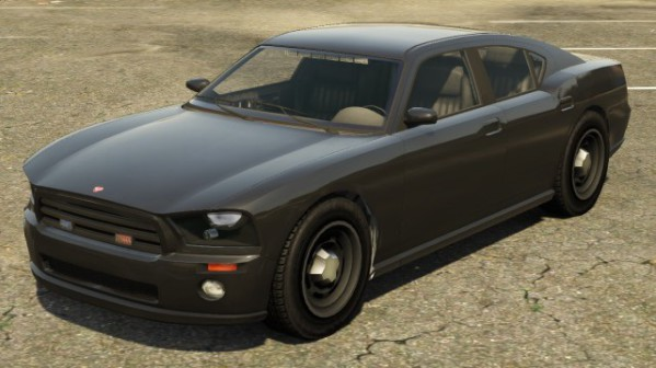fib buffalo - dodge charger